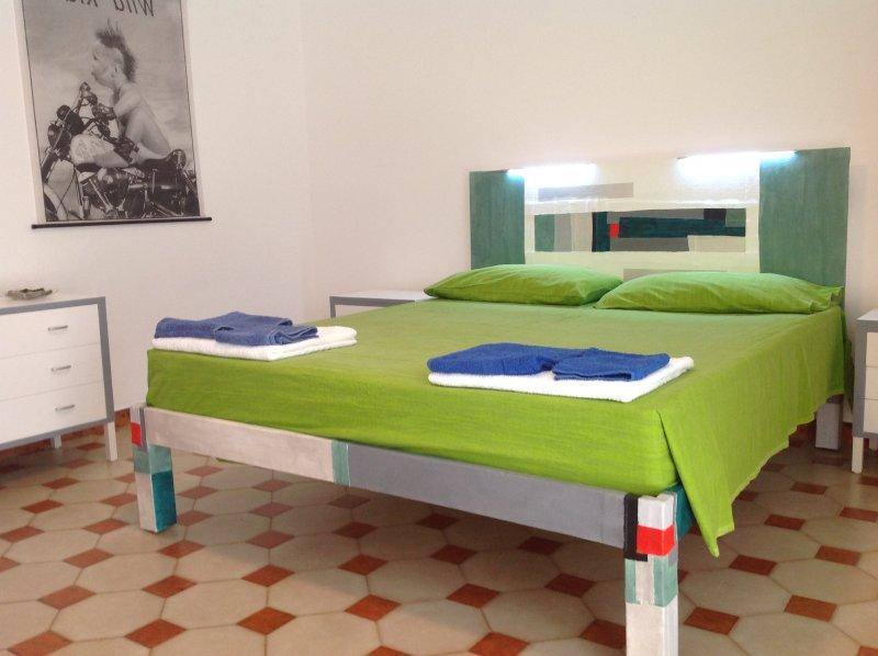 Casa manni, holiday rental in Torre Suda
