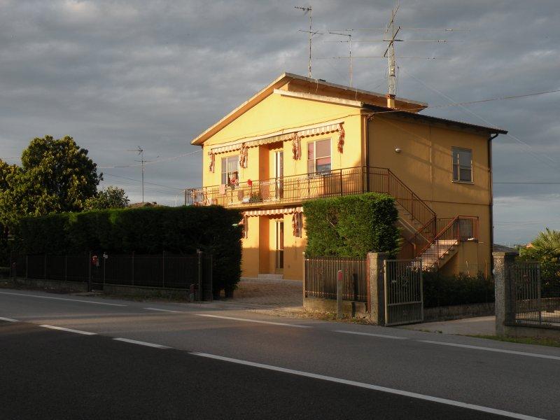 Casa Oriana Ingresso