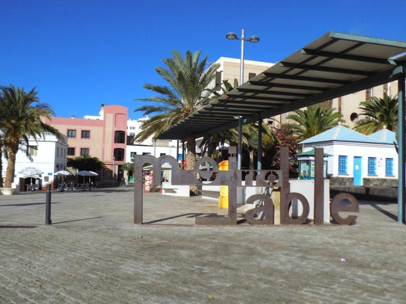 Pueblo de Morro Jable