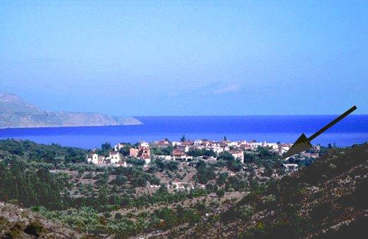 Group Accomodation in Crete, casa vacanza a Tsivaras