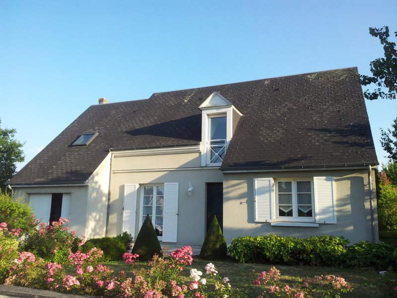 Grande maison 10min de Tours/Chateaux de la Loire, holiday rental in Vouvray