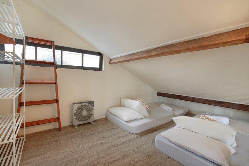 Loft 2e chambre à coucher
