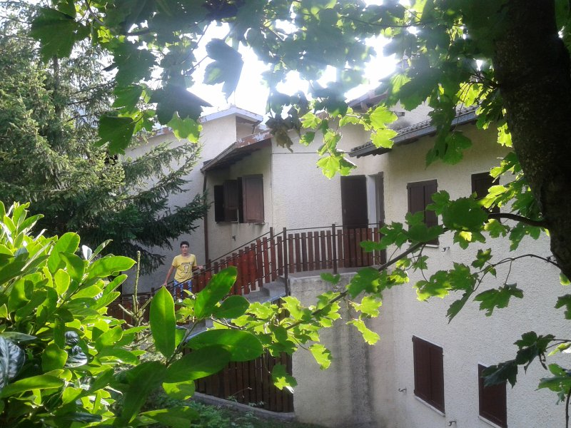 il nido dell'appennino, vacation rental in Serramazzoni