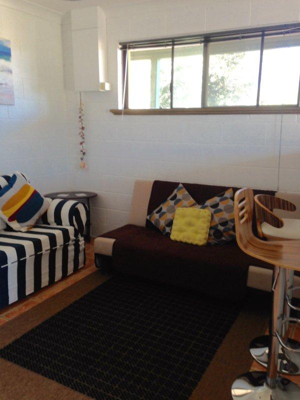 Lounge and futon