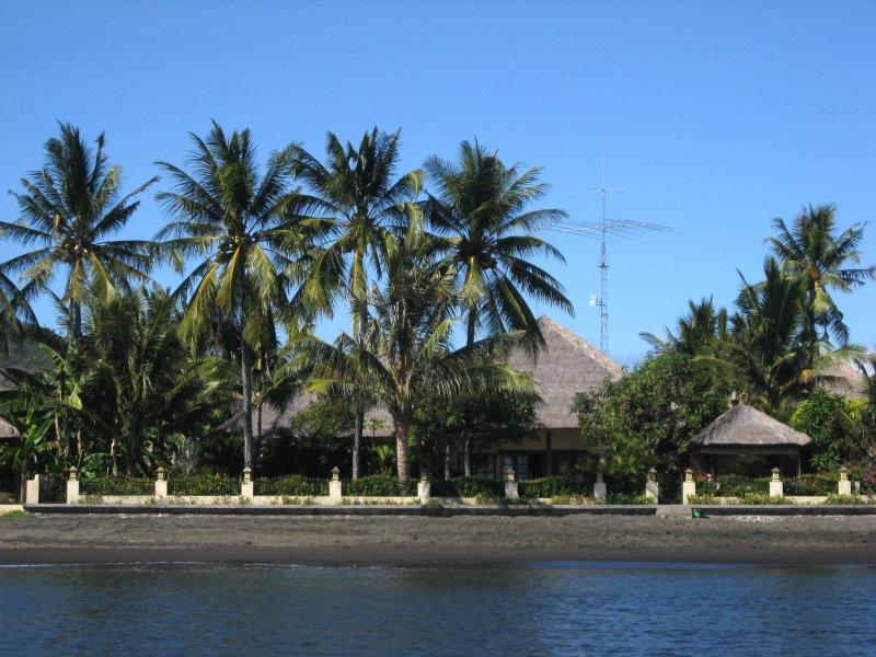 Bahagia beachfront
