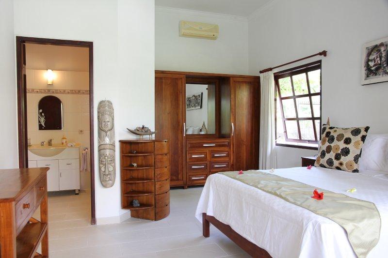 Bahagia bungalow bedroom