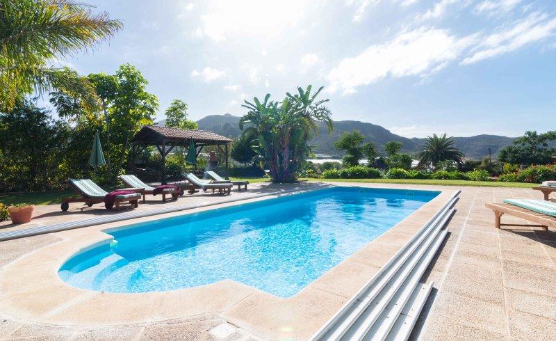 Complejo Rural  Finca El Picacho Tenerife Ref.B, casa vacanza a Guamasa