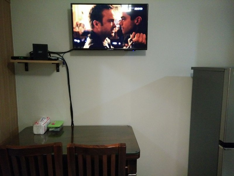 Wi-Fi and cable TV