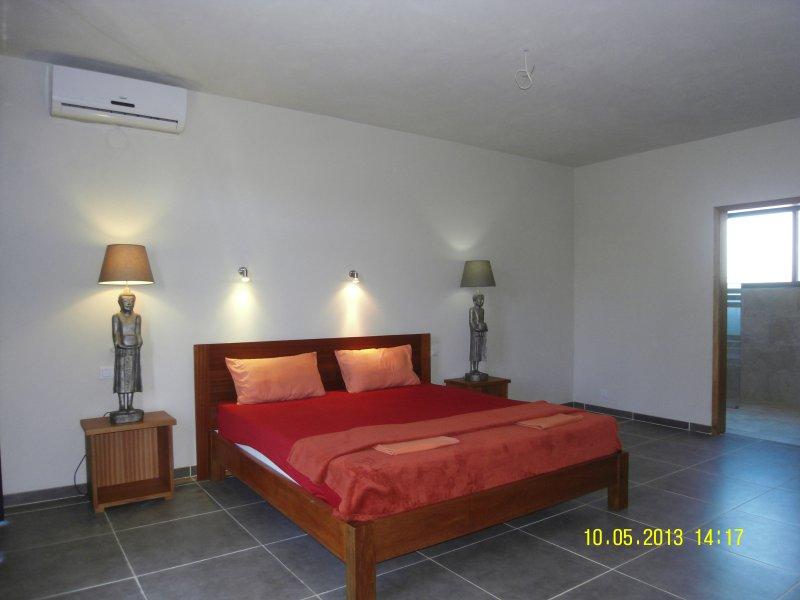 Schlafzimmer  1te Etage