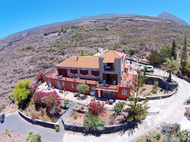 Finca la Tosca Ferienappartement Eagle, holiday rental in Chio