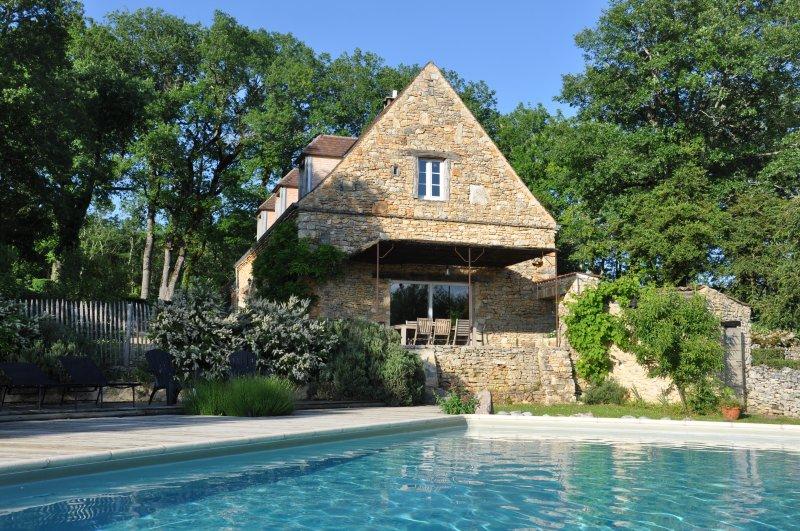 Périgord Noir Dordogne Lascaux Sarlat Delsud Coly, holiday rental in La Feuillade