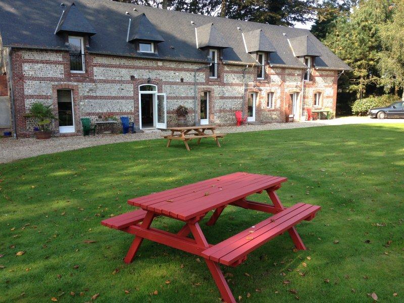 CHAMBRE D HOTES Envie de calme et de détente, besoin de vous ressourcer ,venez en Normandie