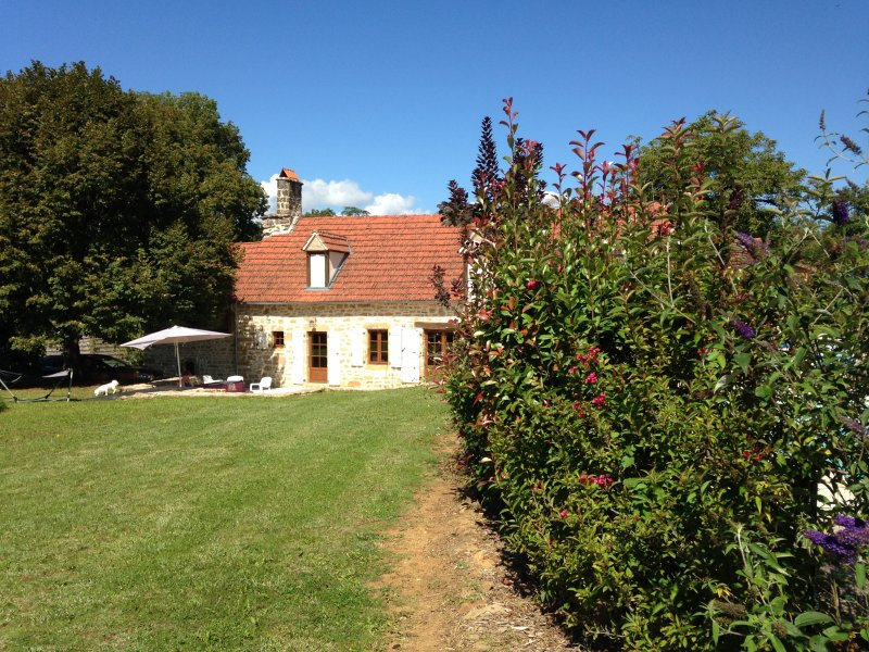 Fully landscaped and professionally maintained garden. No work - just enjoy.