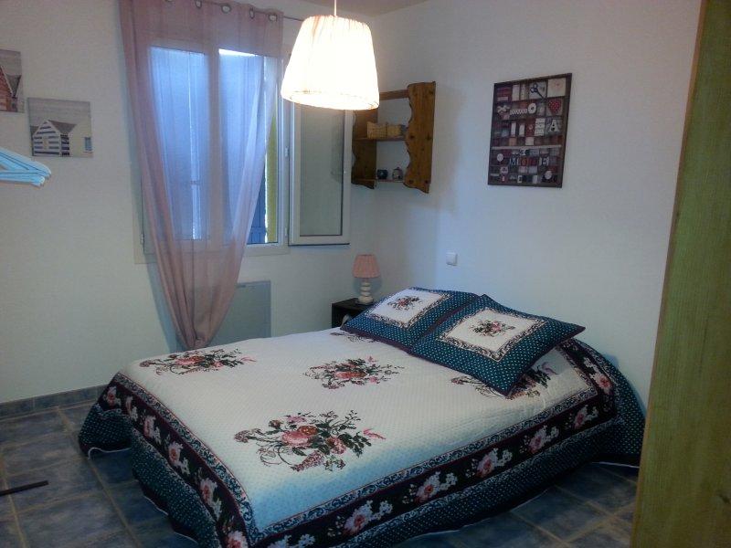 Etage chambre lit 140 x 200
