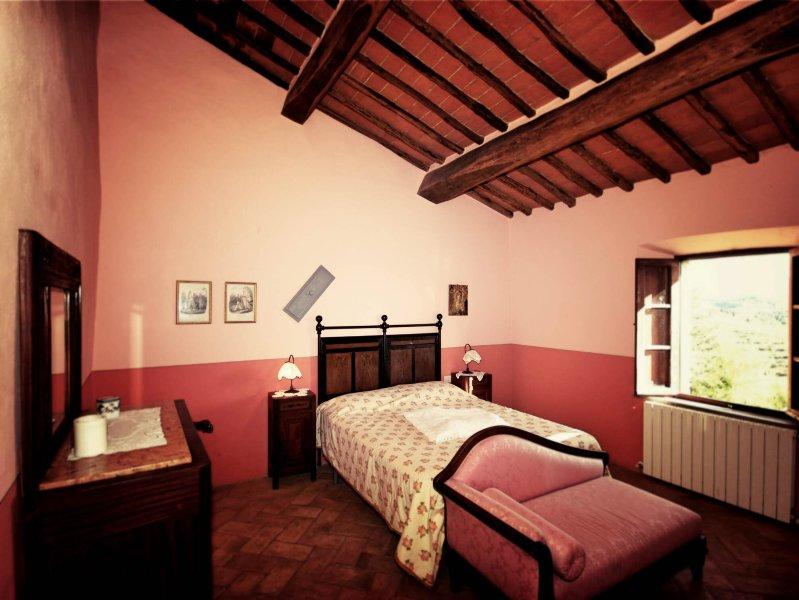 La Pieve Marsina, Tuscany, Chianti, Rondini 2, holiday rental in Pievasciata