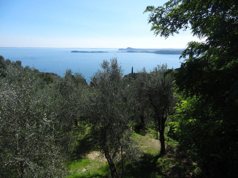 vista da via panoramica