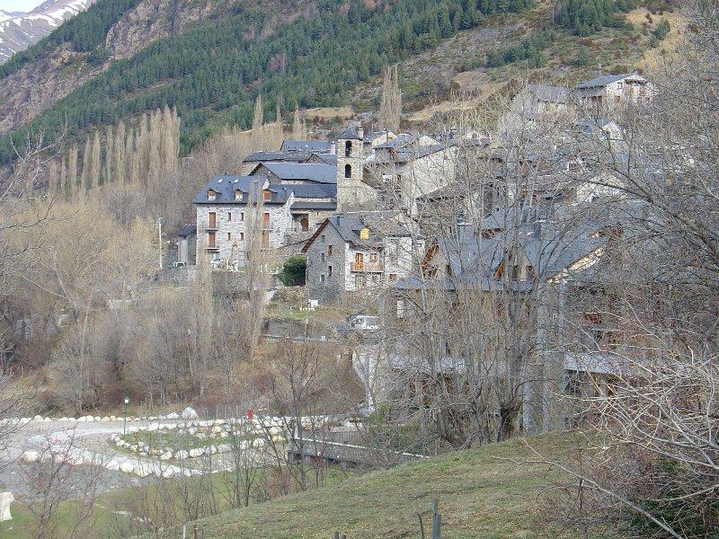 Apartamento en el Valle de Benasque, alquiler vacacional en Cerler