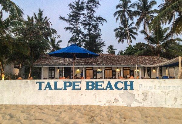 Talpe Beach Restaurant 2 properties along