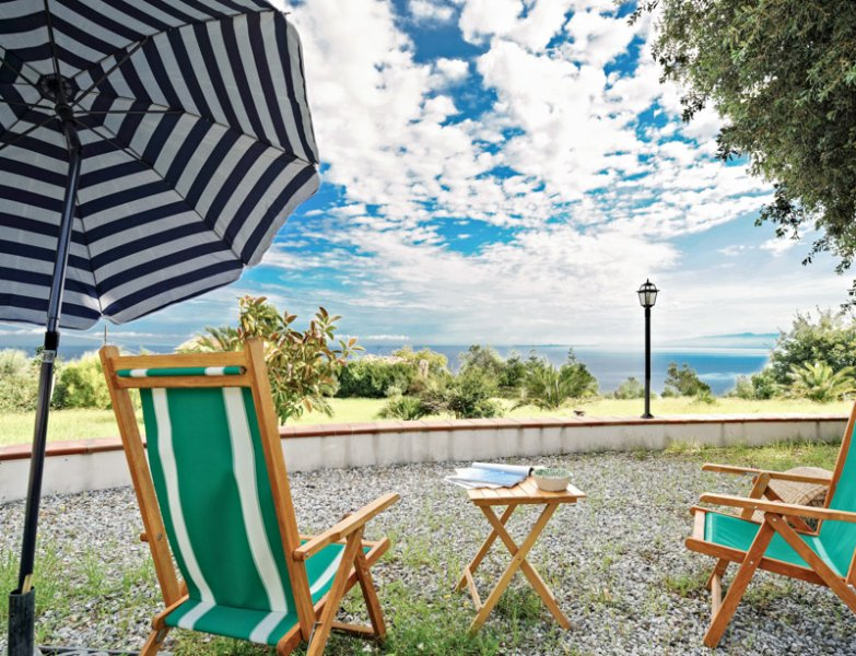 Tranquillity and spectacular view, vacation rental in San Giorgio
