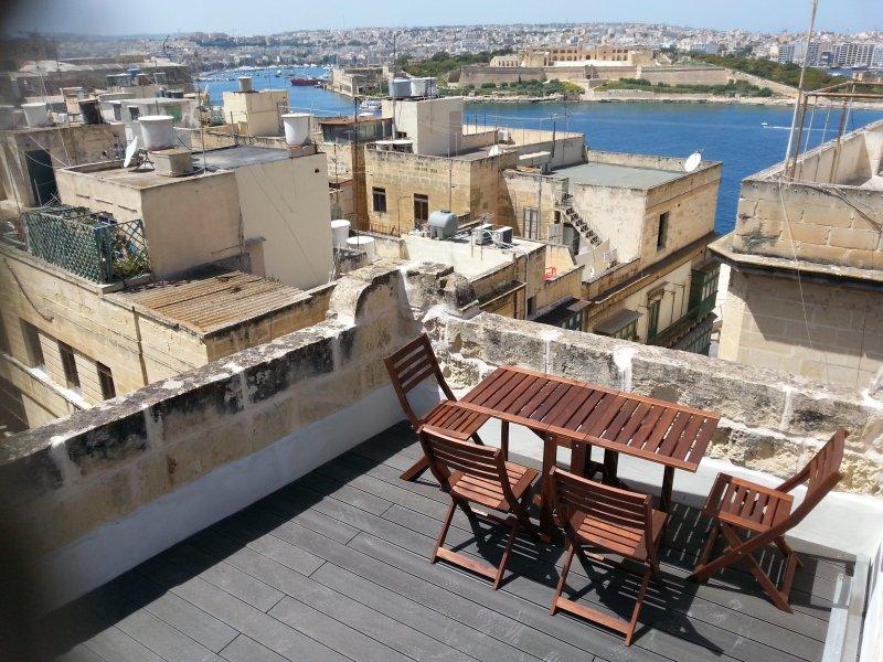 Valletta Townhouse, vacation rental in Cospicua (Bormla)