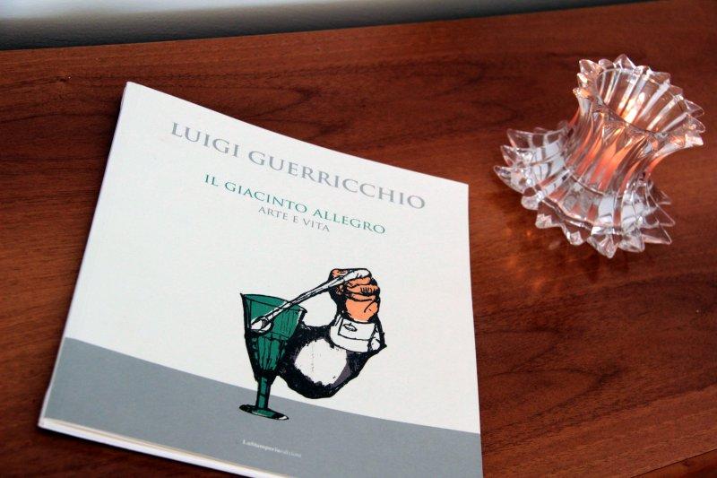 il Giacinto Allegro pubblicazione dell'artista Luigi Guerricchio
