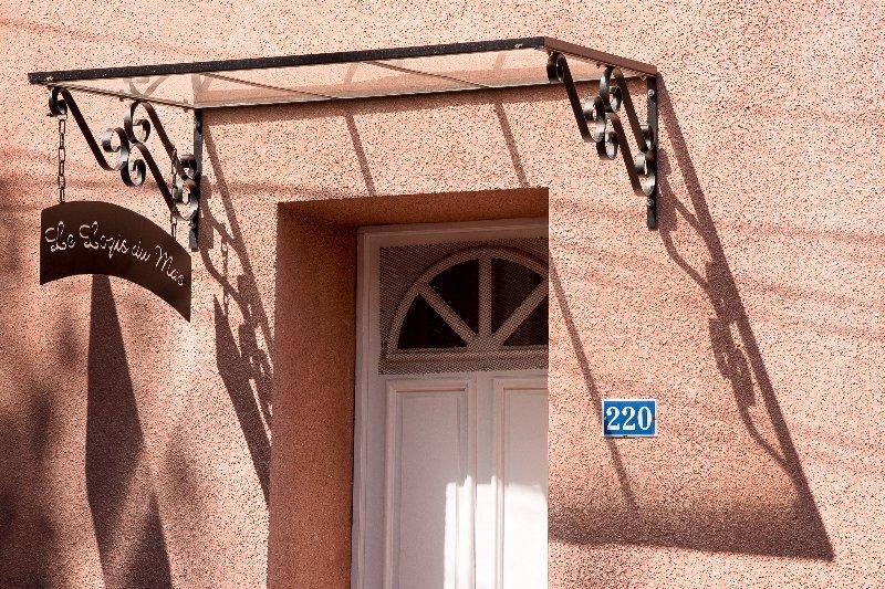 Entrée principale - Front Door