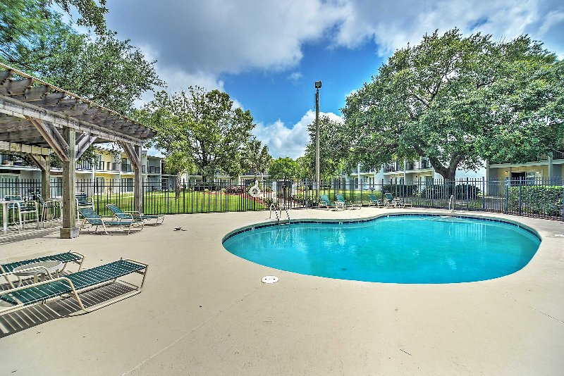Willkommen in Ihrem Ocean Springs, Mississippi Home-away-from-home!