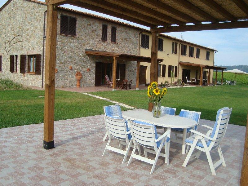 La Sosta di Braccio - casa vacanze, location de vacances à Castiglione del Lago