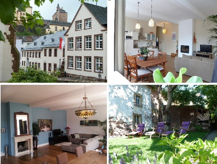 Alte Schule malberg Groups, holiday rental in Malberg