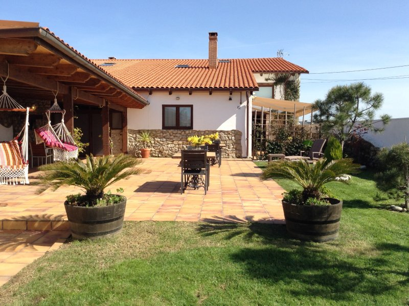casa vacacional Estudio 12, holiday rental in Camargo