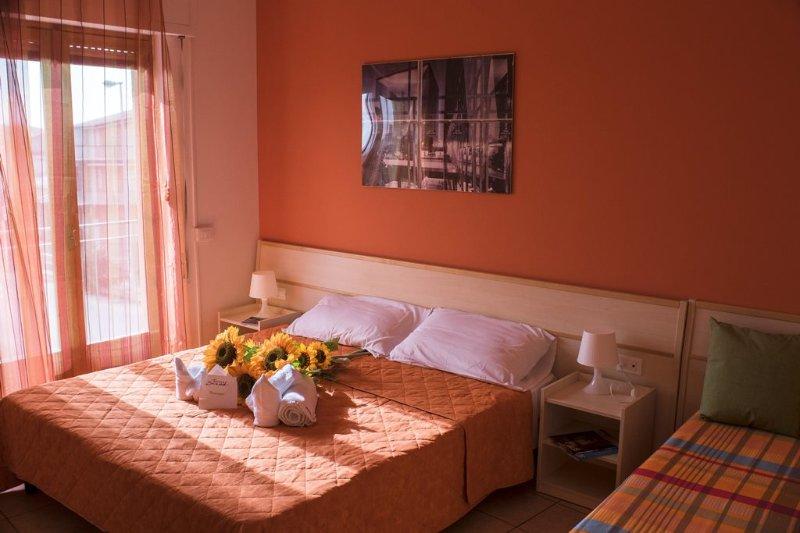 Camera da letto vista 1
