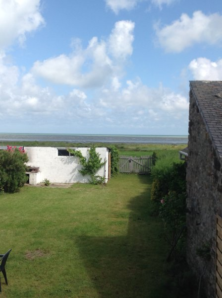 maison vue baie du mont saint michel, holiday rental in Roz-sur-Couesnon