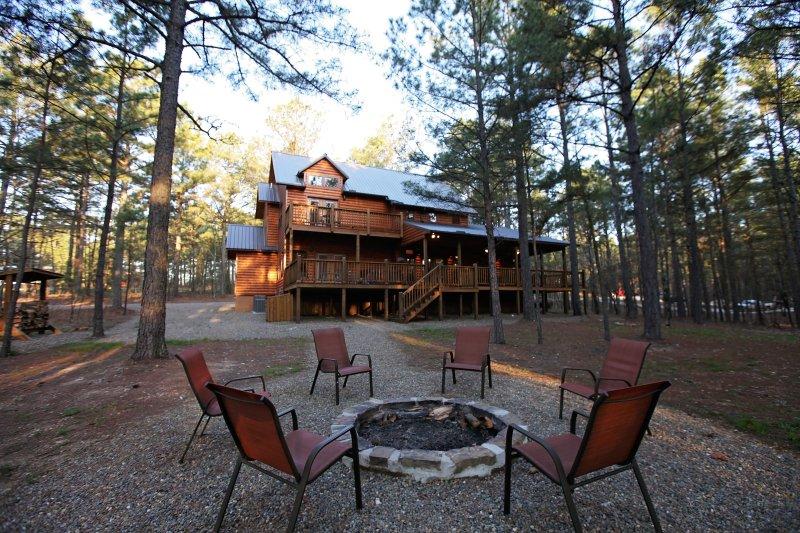 Treasured Times Luxury Cabin Near Broken Bow Lake Updated