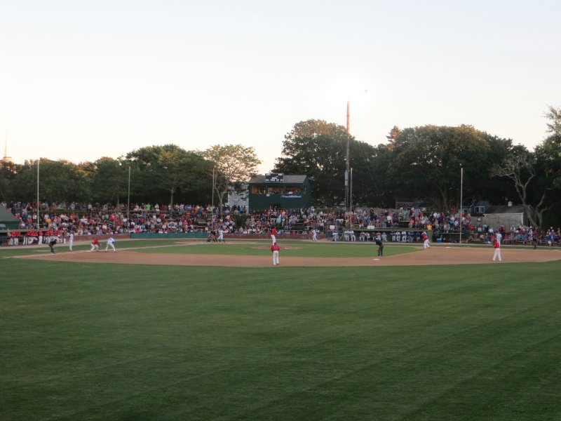 The Cape Cod Baseball League has been showcasing baseball's next generation. Games are free!