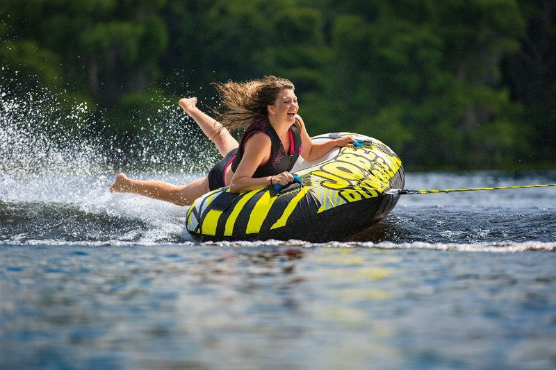 have fun with our watersport activities