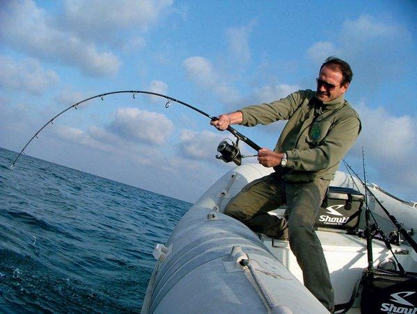 ...go fishing...