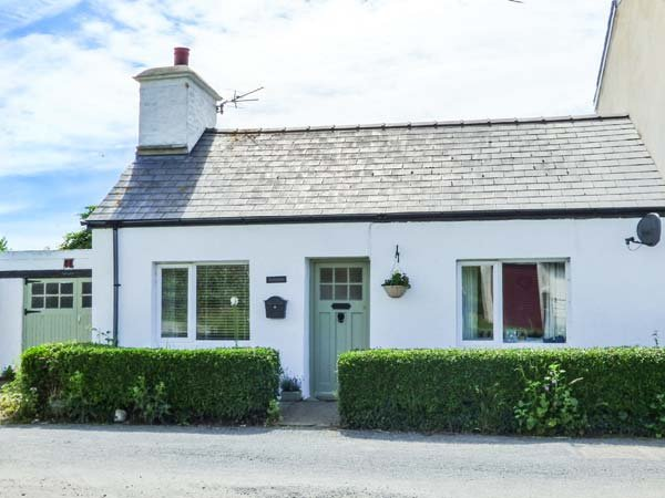 PANTGWYN semi-detached cottage, close to coast and walks, enclosed garden, open, casa vacanza a Llanrhystud