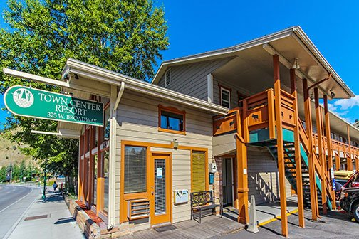 2BR Jackson Hole Towncenter Close To Town Square UPDATED