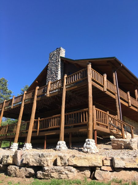 Spearfish Canyon Hideaway, vacation rental in Spearfish