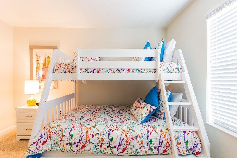 The Bunkbed Bedroom