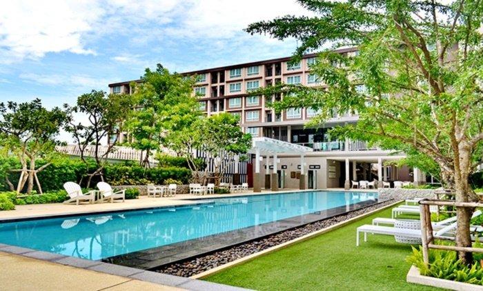 Baan Peang Ploen Hua-Hin Condomnium by Montri_C, holiday rental in Ban Nong Kae