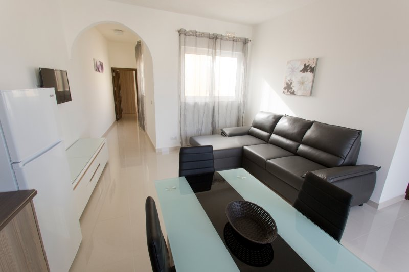 Penthouse in Marsalforn Gozo, holiday rental in Marsalforn