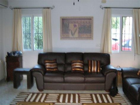 Belangrijkste zitkamer met airco