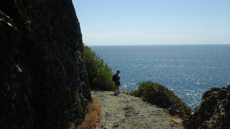 Randonnée à Presqu'île de Giens