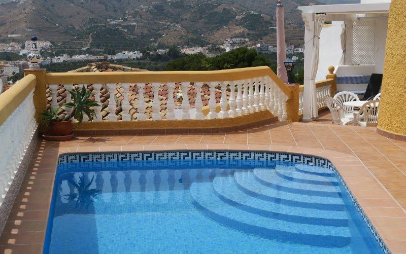 privat Pool casa del sol