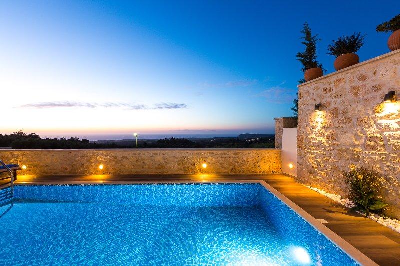 Fabulous Villa Fragkia, alquiler de vacaciones en Pikris