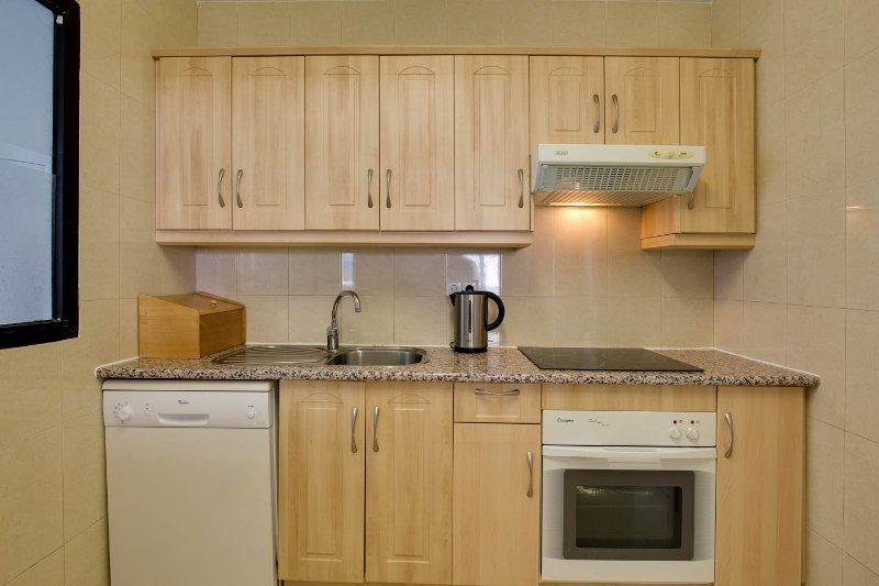 panos de cozinha, inteligente e ampla louça, talheres