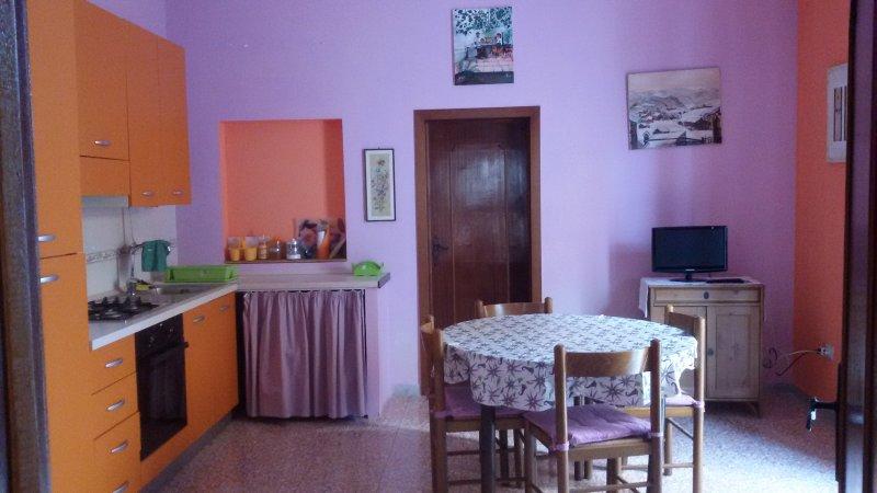 Appartamento in villa_Torre San Giovanni centro, holiday rental in Torre San Giovanni