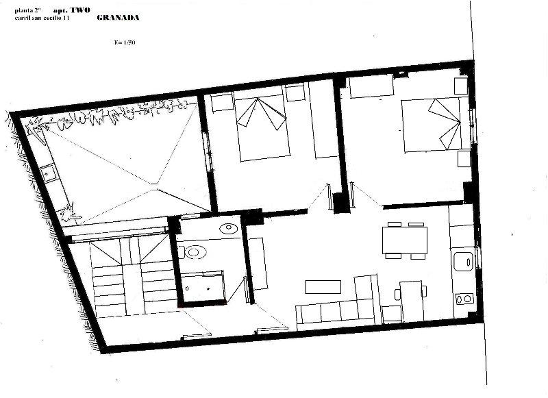 2 plano étage 2 etage