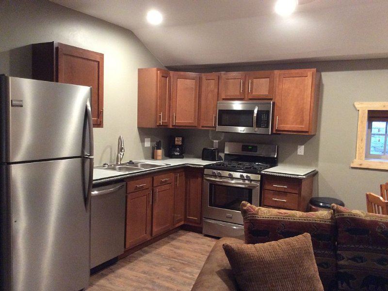 Newly renovated 1 BR/1BA Suite unit 1, holiday rental in Ouray